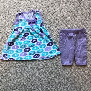 Baby Girl 3-6 Month Outfit
